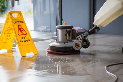 Guide to Office Cleaning and Disinfection