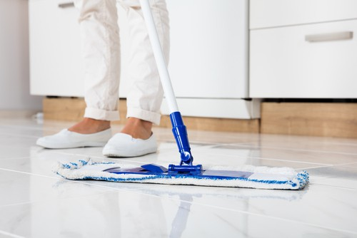 How To Clean Travertine Floors?
