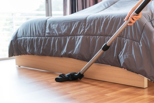 Whole House Cleaning Checklist